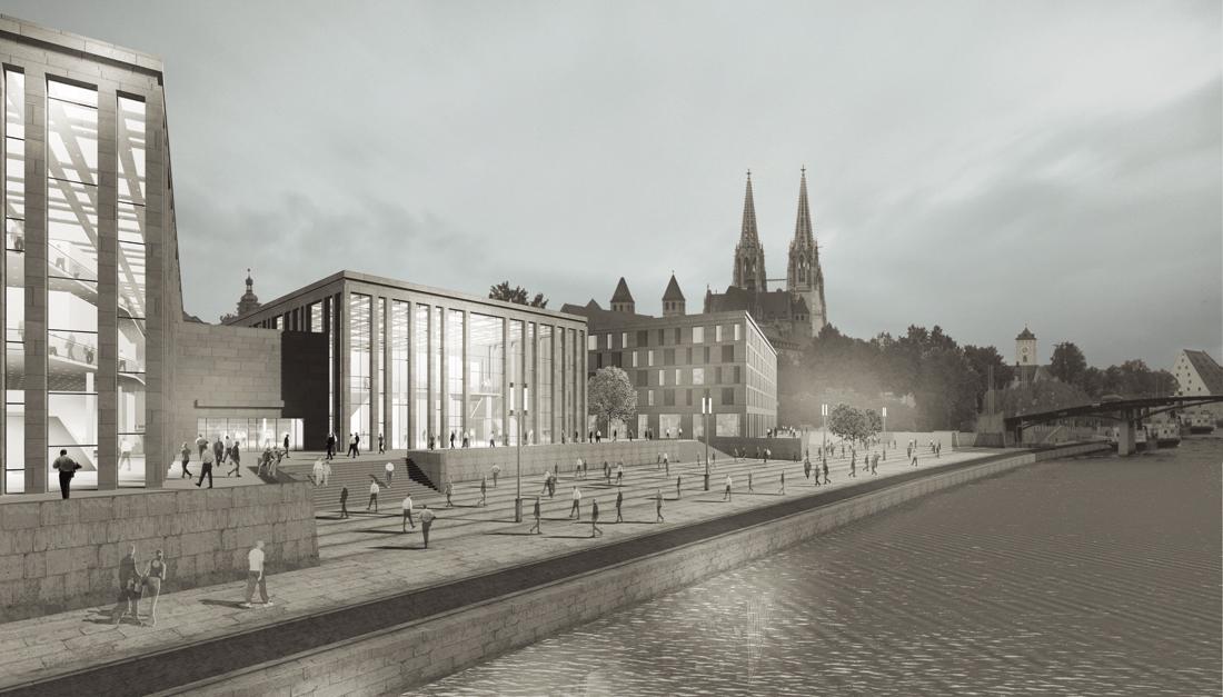 Kultur- und Kongresszentrum Regensburg