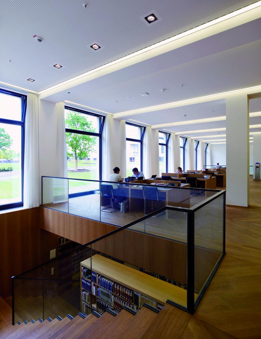 House of Finance Campus Westend Frankfurt am Main