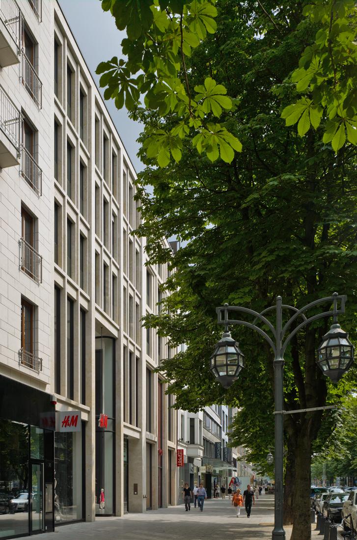 Kaufhaus Königsallee Düsseldorf