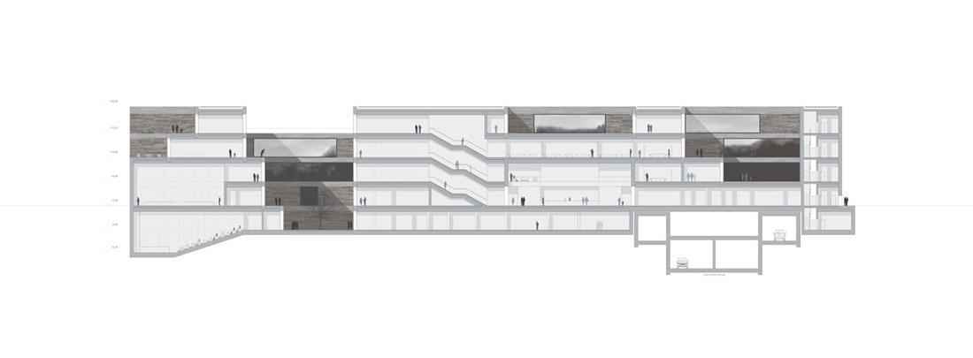 Zentralbibliothek Helsinki Finland