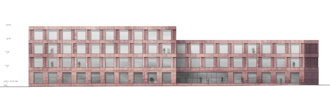 Neubau Forschungs- und Lehrgebäude Universität Mannheim