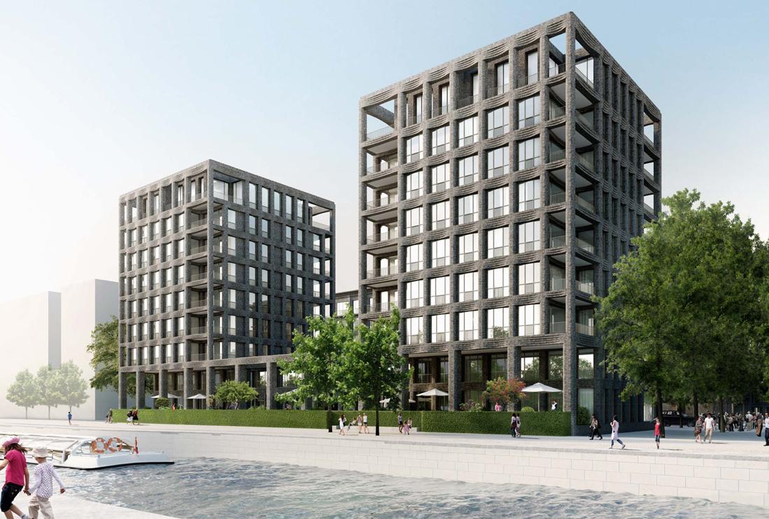 Europacity Berlin – Stadthafenquartier Süd