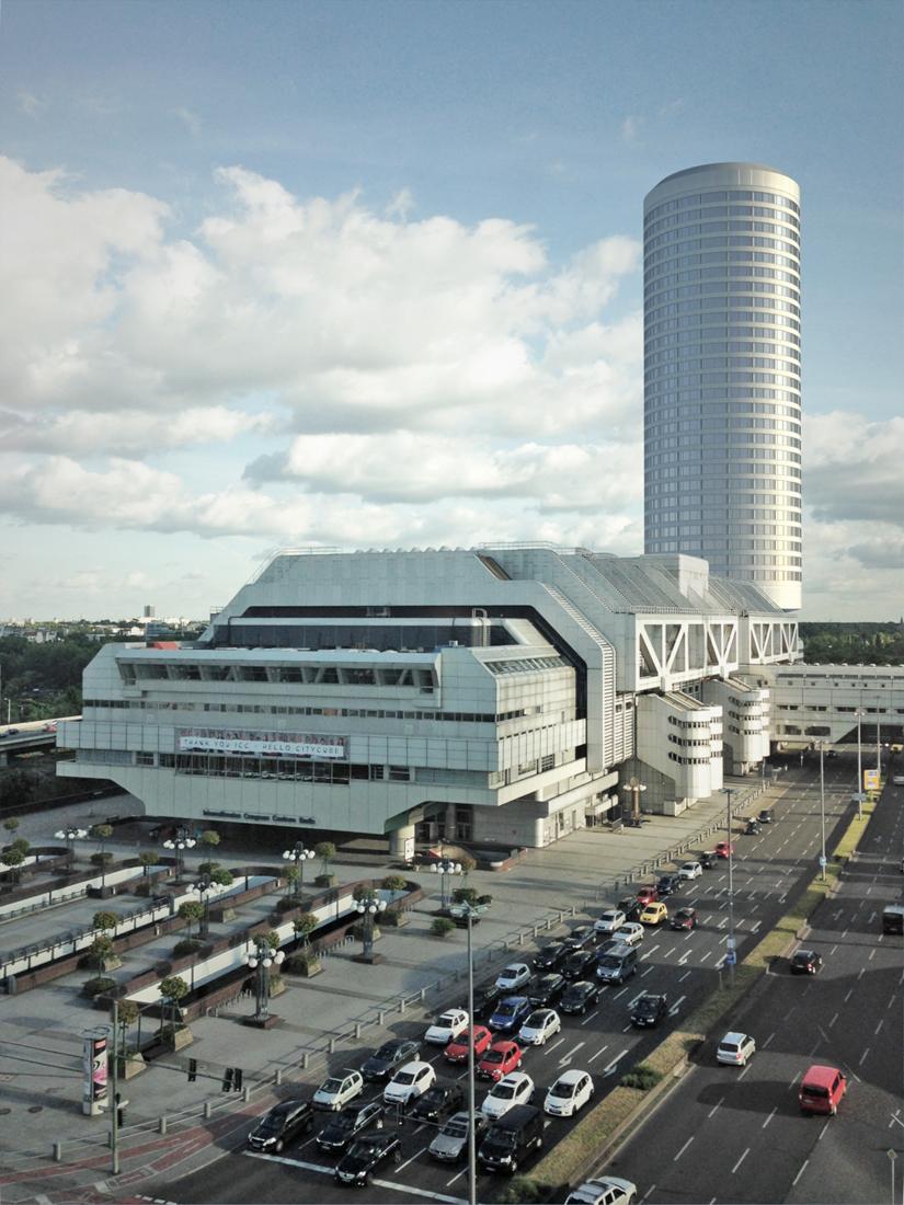 Hotel- und Kongresszentrum ICC Berlin
