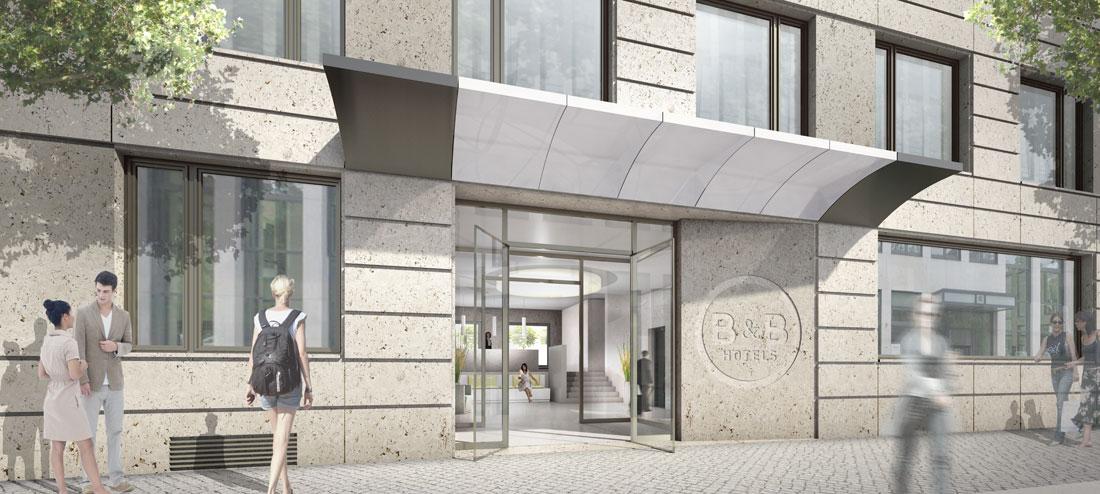 B&B Hotel Englische Straße Berlin
