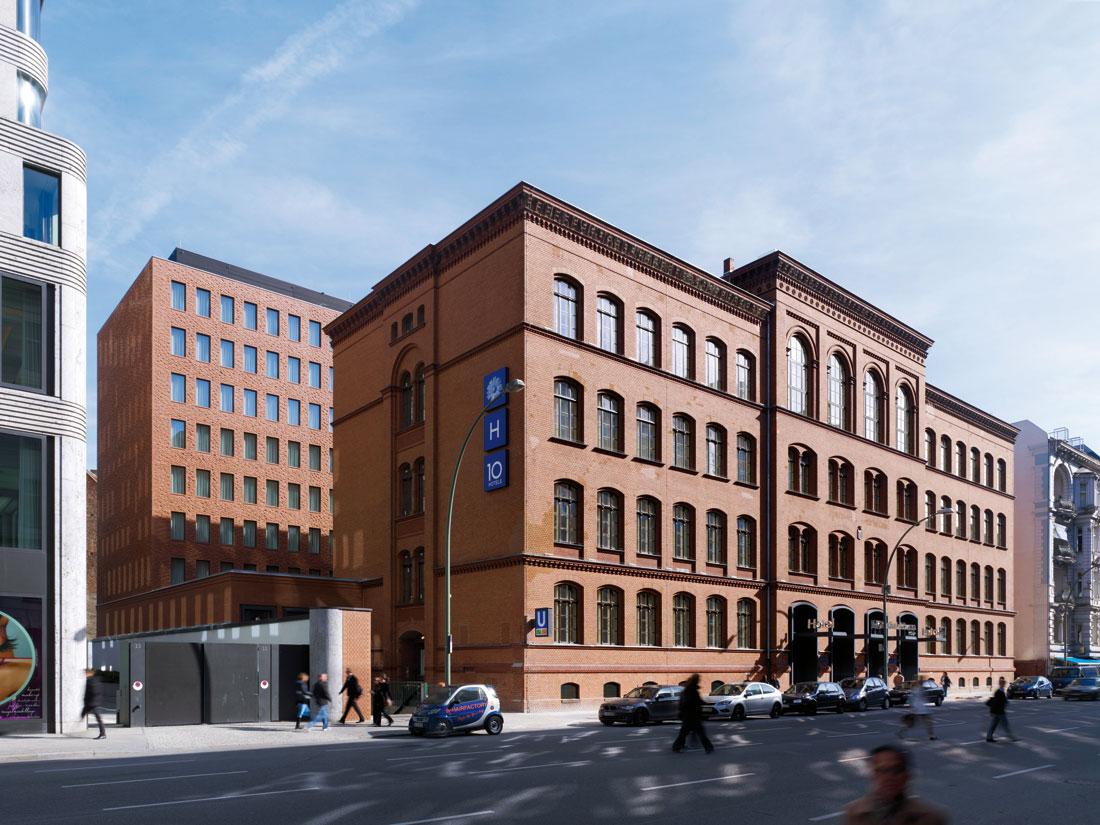 Hotel H10 Berlin