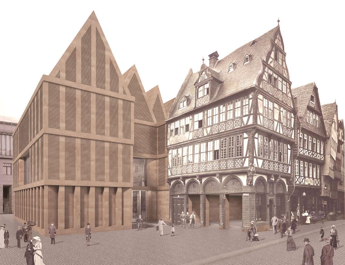 Stadthaus am Markt Frankfurt am Main