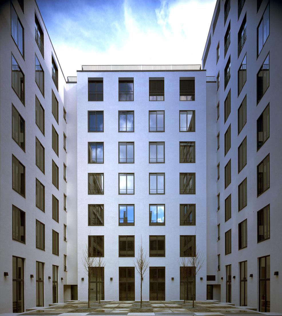 Wohn- und Geschäftshaus Leipziger Platz Berlin