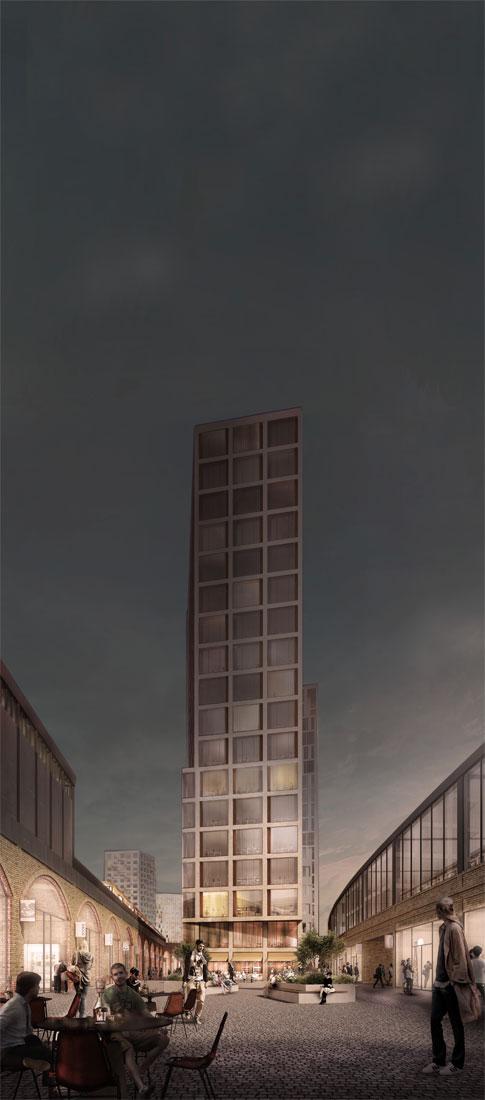 Urbane Mitte Gleisdreieck Berlin