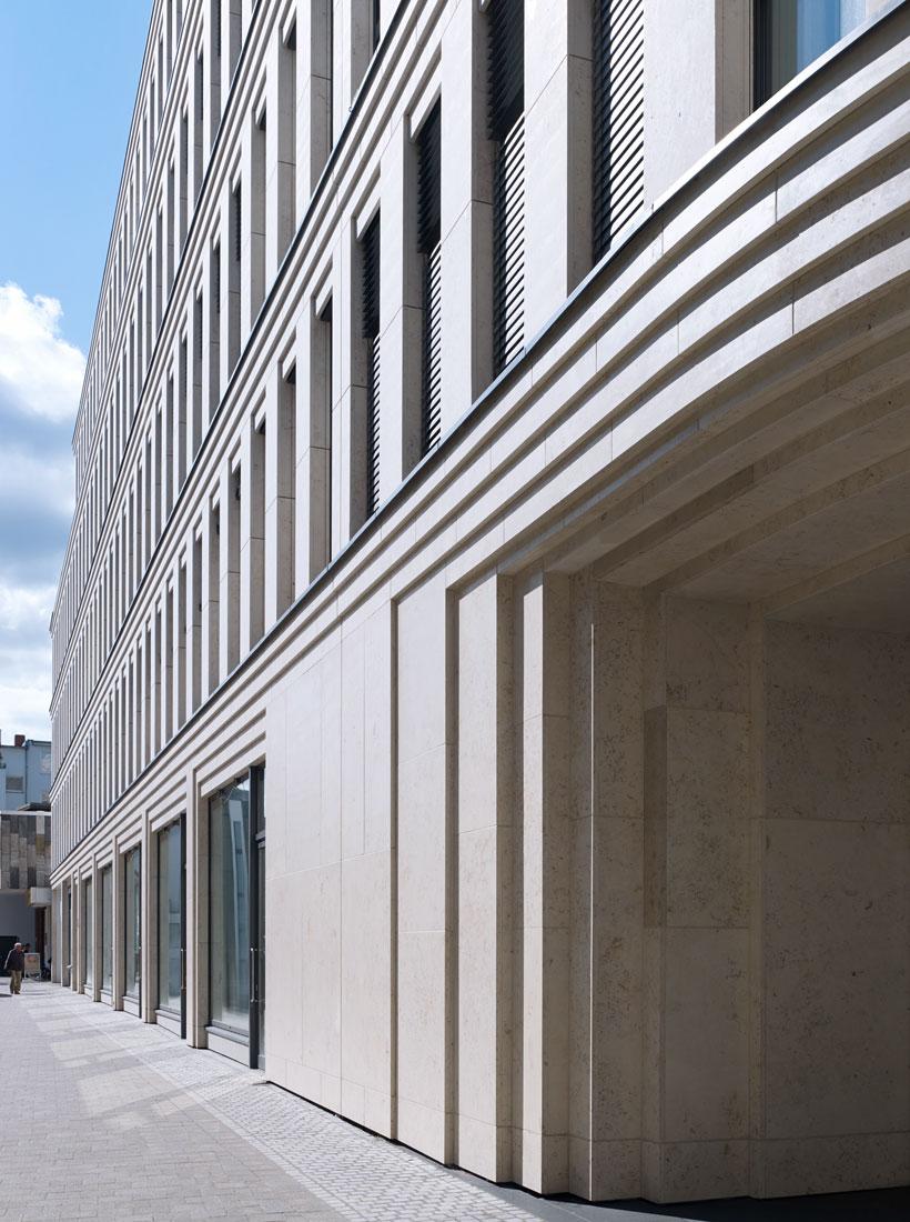Verwaltungsgebäude Osterstraße Hannover