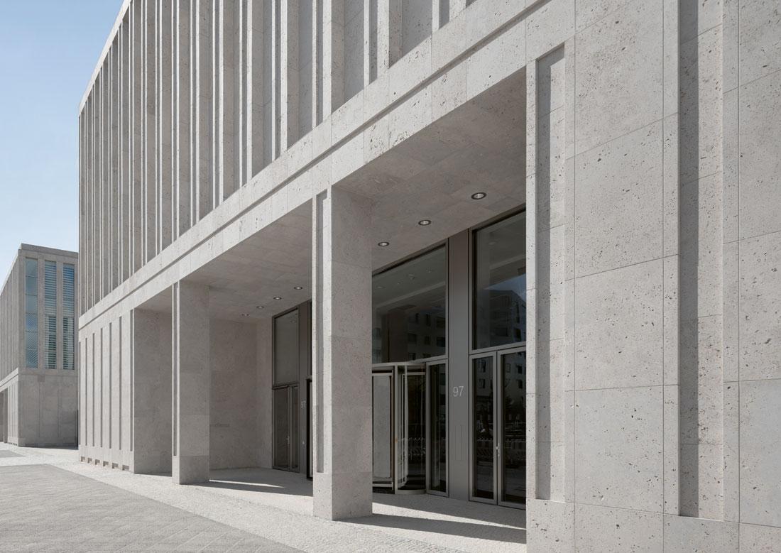 Dienstgebäude und Zentrale des Bundesnachrichtendienstes Berlin