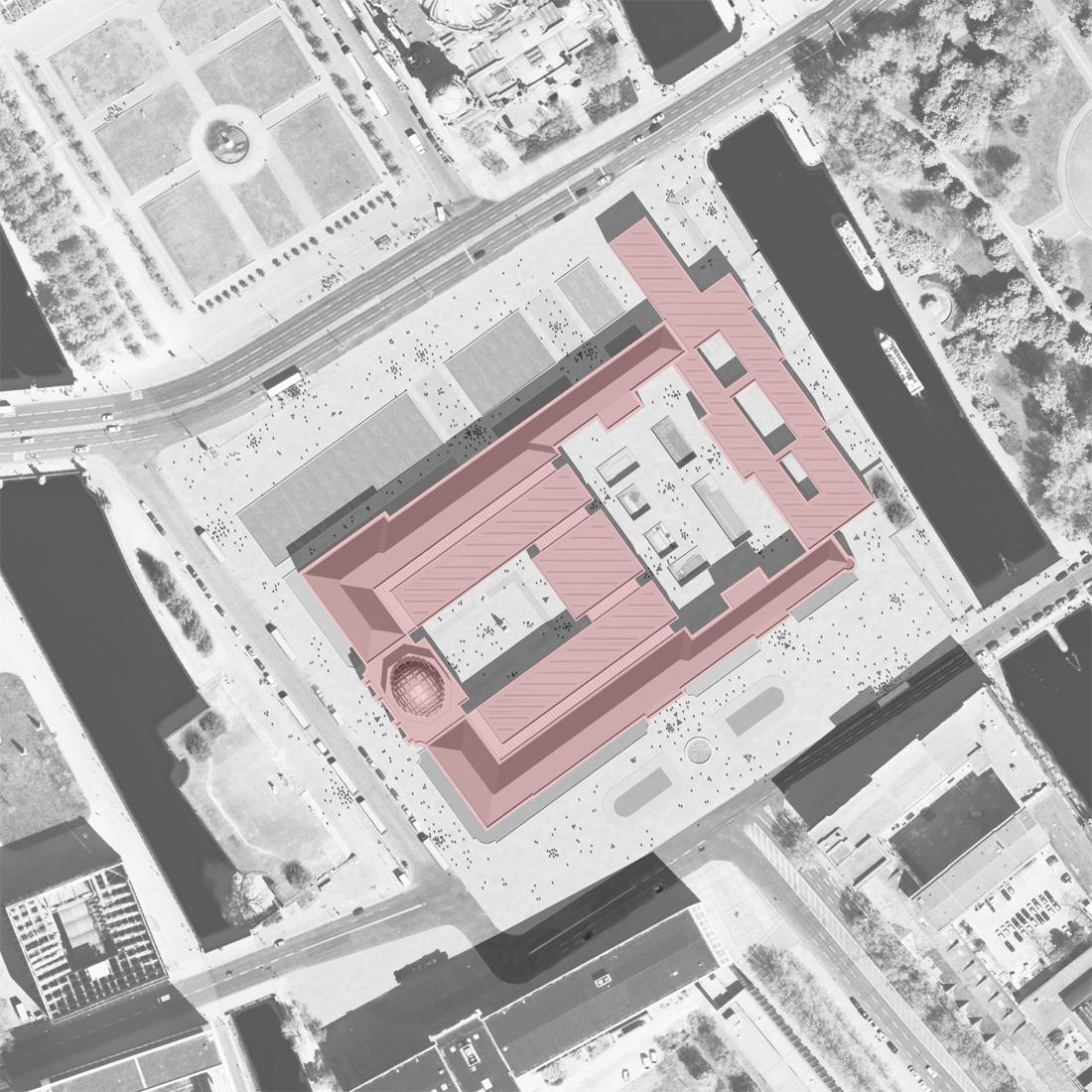 Humboldt-Forum im Schlossareal Berlin
