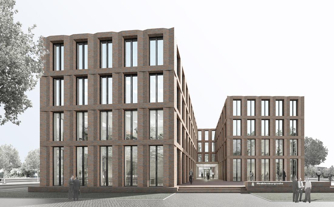 Verwaltungsgebäude Mecklenburgische Versicherung Hannover