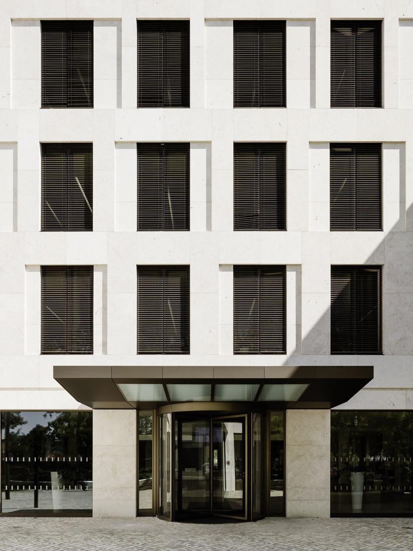 Neubau Büro- und Verwaltungsgebäude der KVBB und der LÄK Brandenburg Potsdam