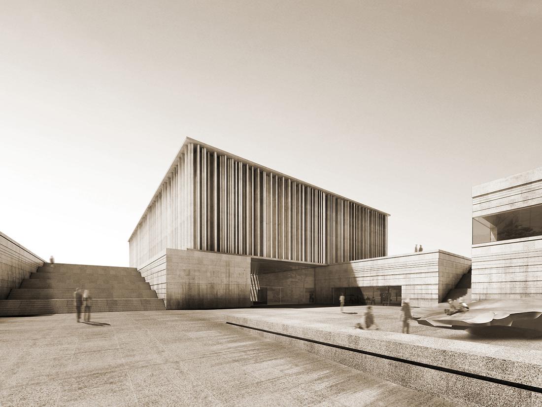 Guggenheim Museum Helsinki Finnland