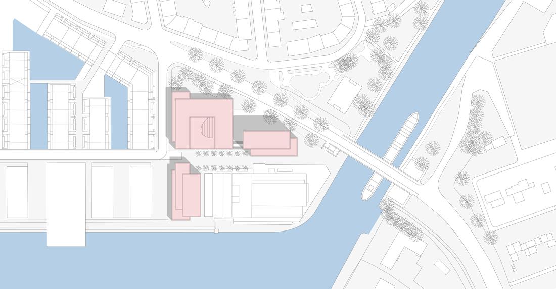 Hafentor Münster Kleihues