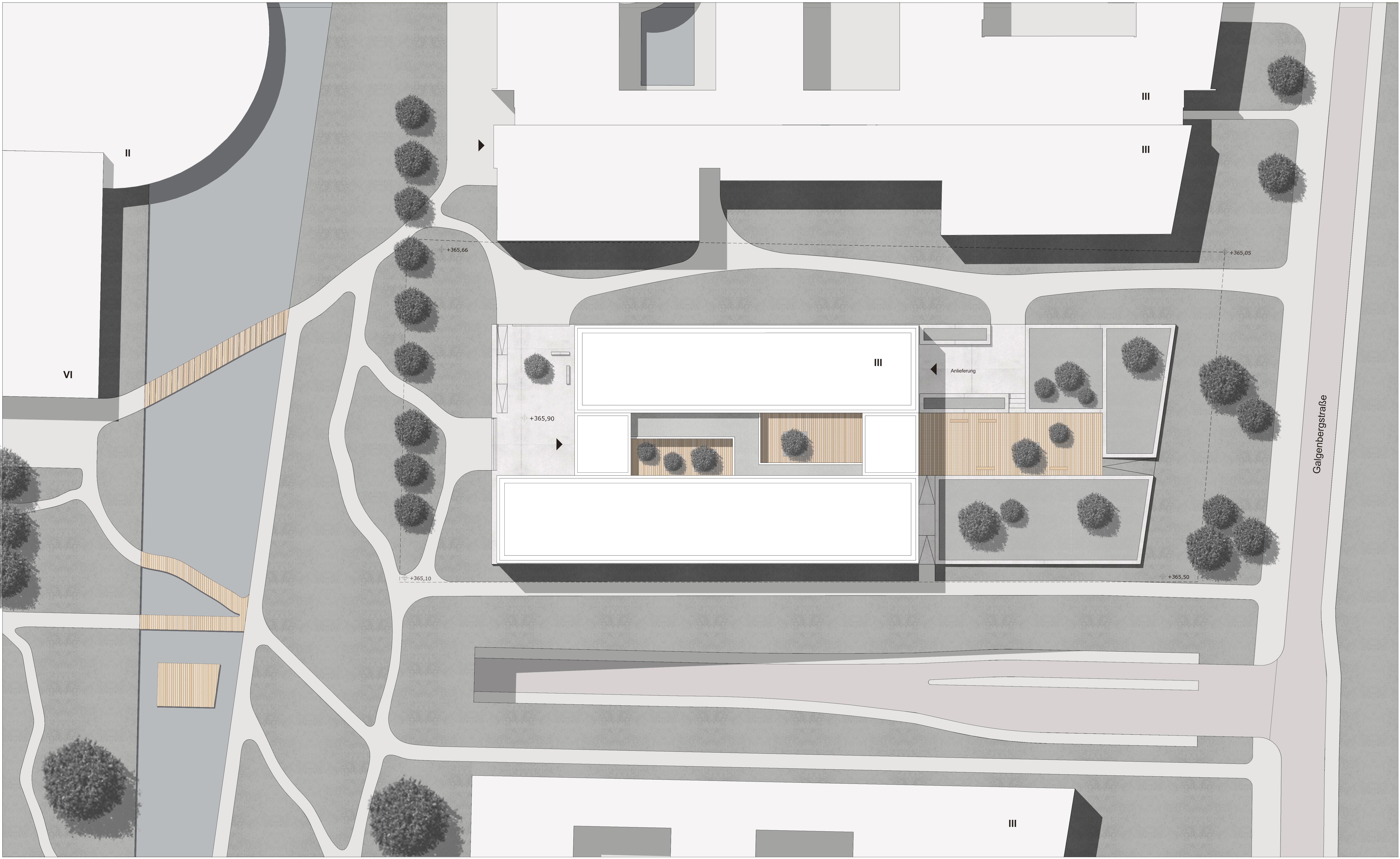 Neubau für die Fakultät Informatik und Mathematik Regensburg