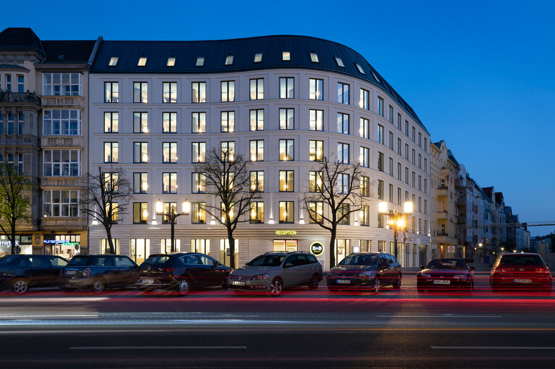 B&B Hotel Charlottenburg Berlin