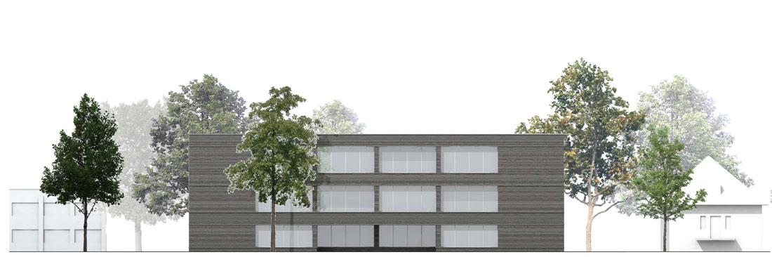 Neubau Wissenschaftsgebäude Biodiversität der Freien Universität Berlin
