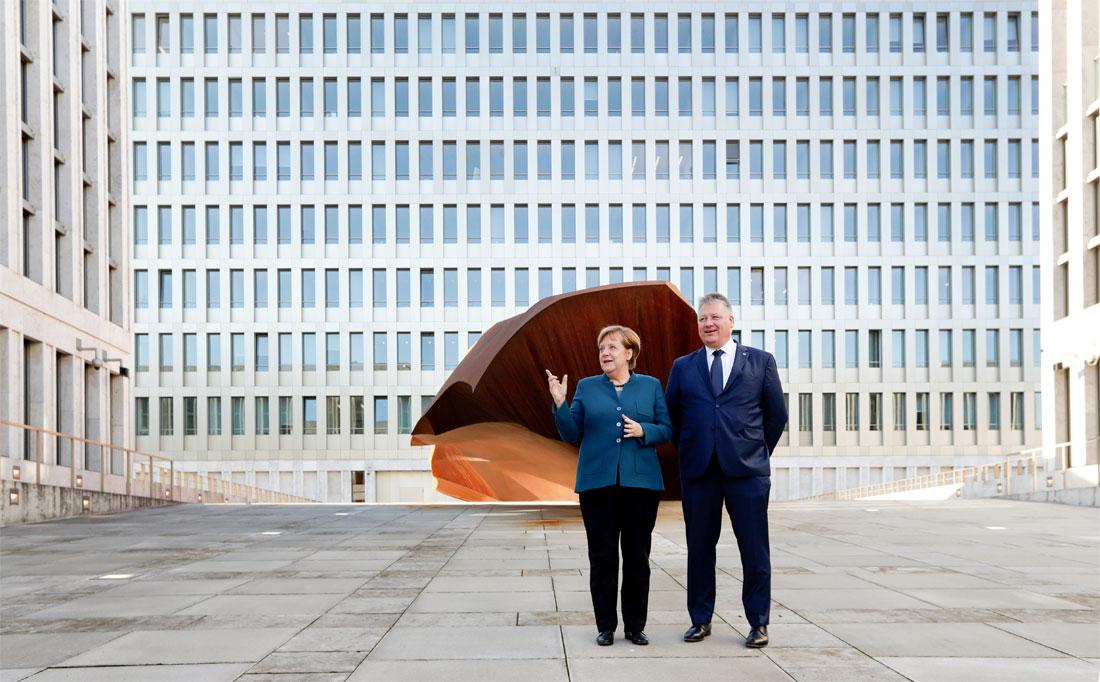 Bundesnachrichtendienst Eröffnung