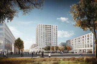München Freiham Future city