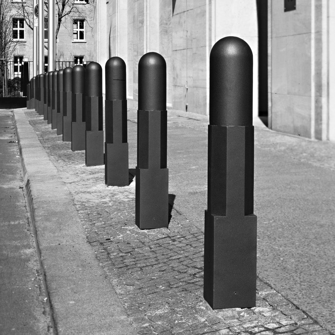 Straßenpoller Berlin