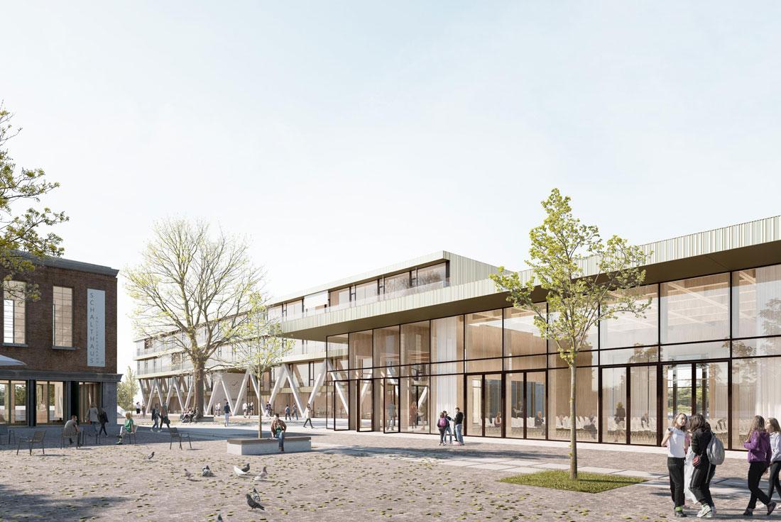 Kulturschule an der Europastraße Gelsenkirchen
