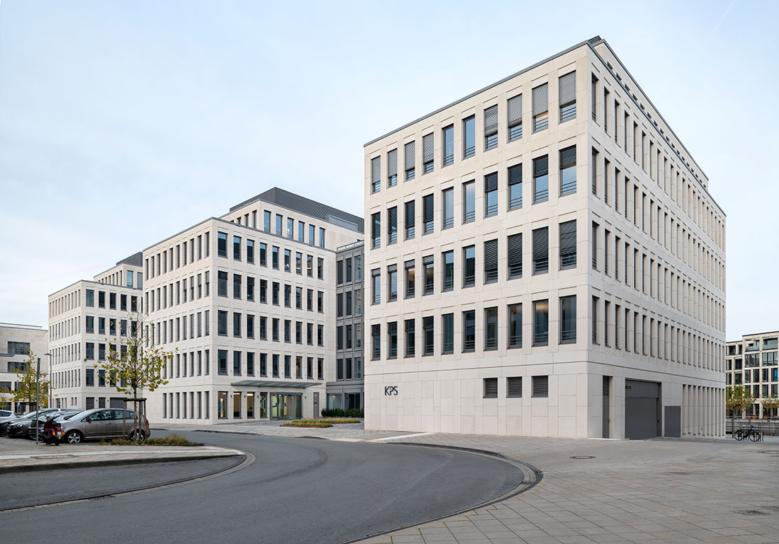 Kontor am Kai Kleihues KPS Dortmund Phoenix-See