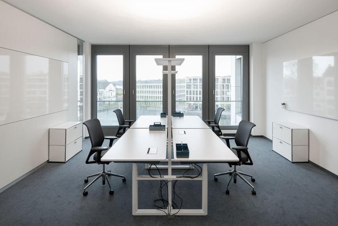 Kontor am Kai Kleihues KPSDortmund Phoenix-See