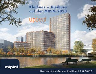 MIPIM Cannes Kleihues 2020