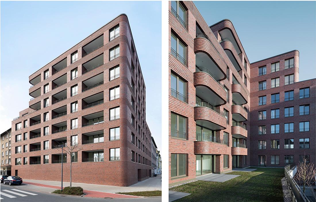 Wohnhaus Herne Klinker